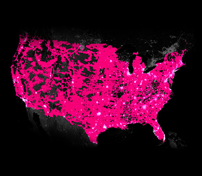 4G LTE Network | 4G Network Built for Unlimited Coverage | T-Mobile
