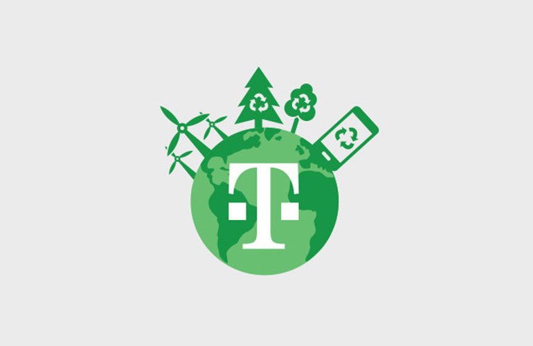 Magenta Goes Green T Mobile Commits To 100 Renewable Energy T