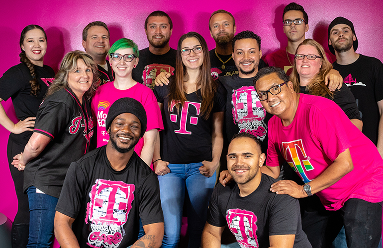 real people not robots introducing t mobile team of experts