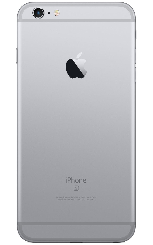 Apple iPhone 6S Plus(Space Grey, 64 GB)