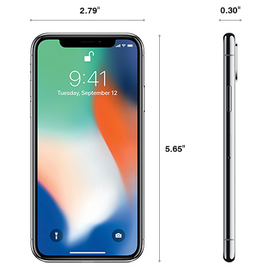 iPhone X first copy 128 Gb