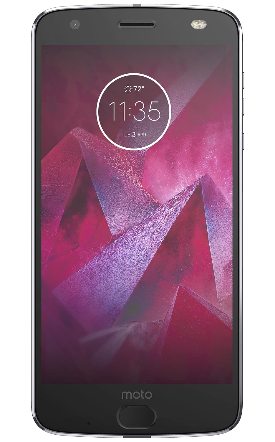 "Motorola Moto Z 5.5"" 64GB 4G LTE T-Mobile Android Smartphone"