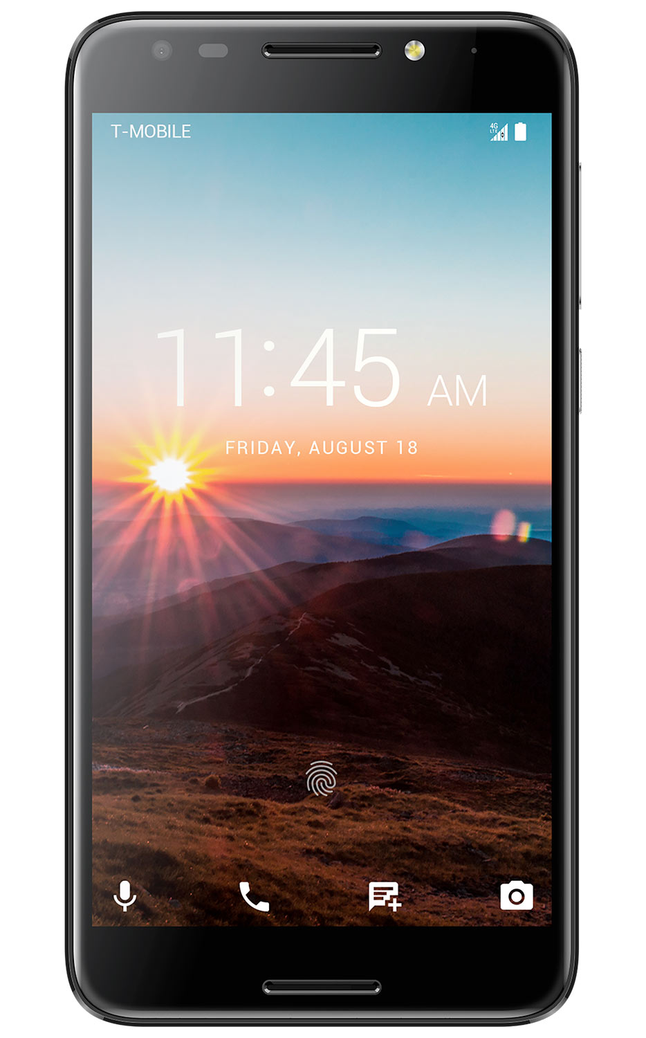 "REVVL 5.5"" 32GB 4G LTE T-Mobile Android Smartphone"
