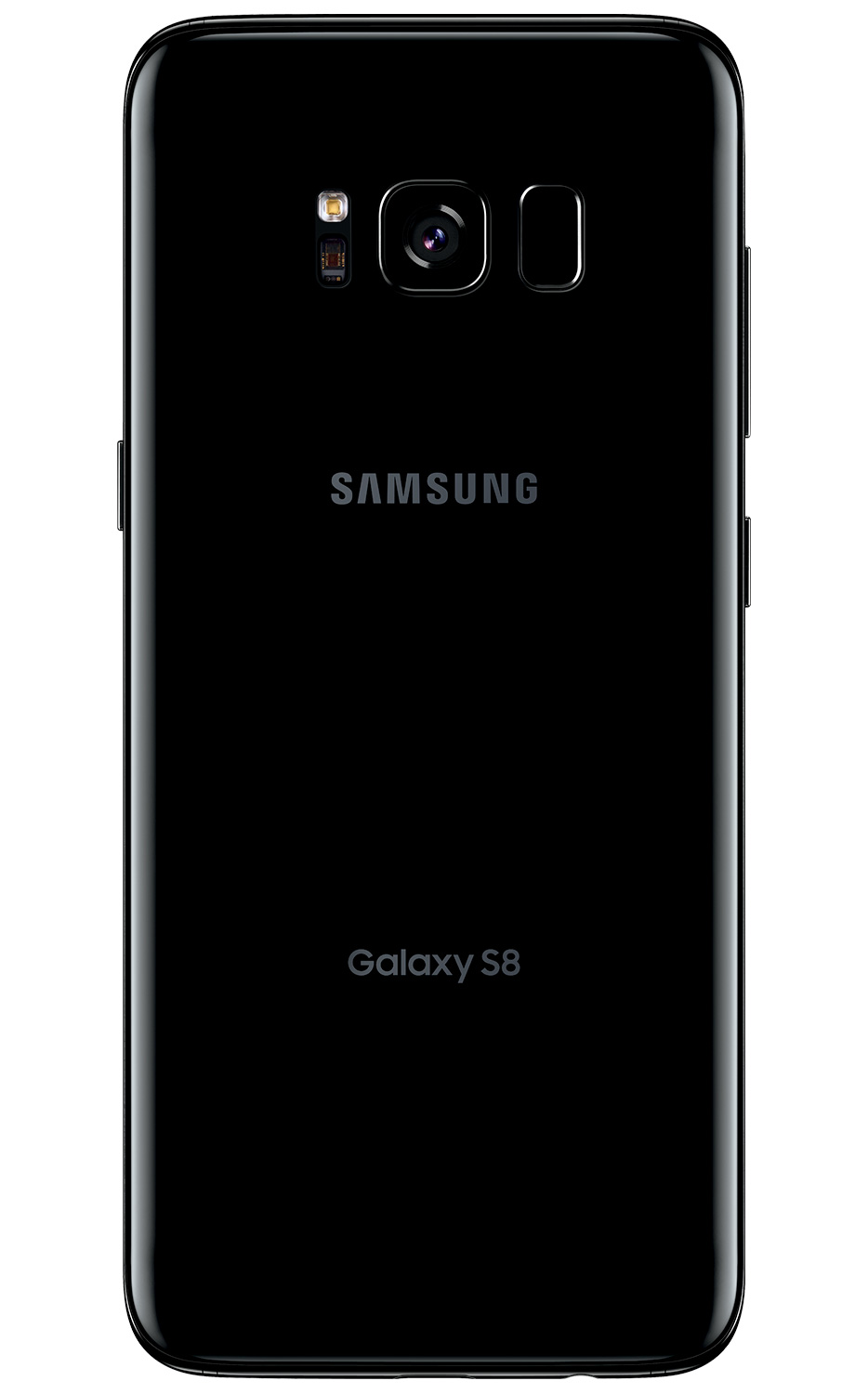 samsung galaxy s8 sm g950u 64gb midnight black t mobile smartphone ebay. Black Bedroom Furniture Sets. Home Design Ideas