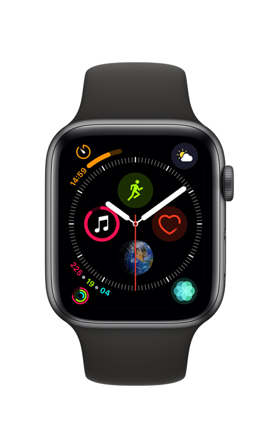 Apple Watch Series 4 Amazing Holiday Deals T Mobile 2 1 38mm Rose Gold Aluminum Pink Sport Band