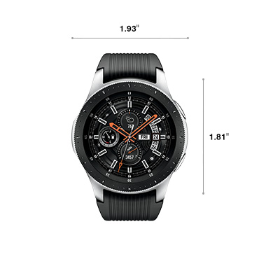 Samsung Galaxy Watch 46mm Internet Devices At T Mobile