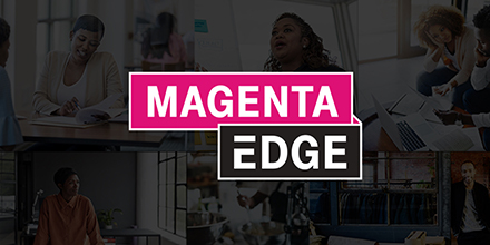 Logo for Magenta Edge