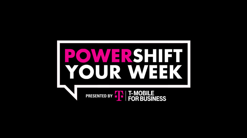 Powershift your week video series