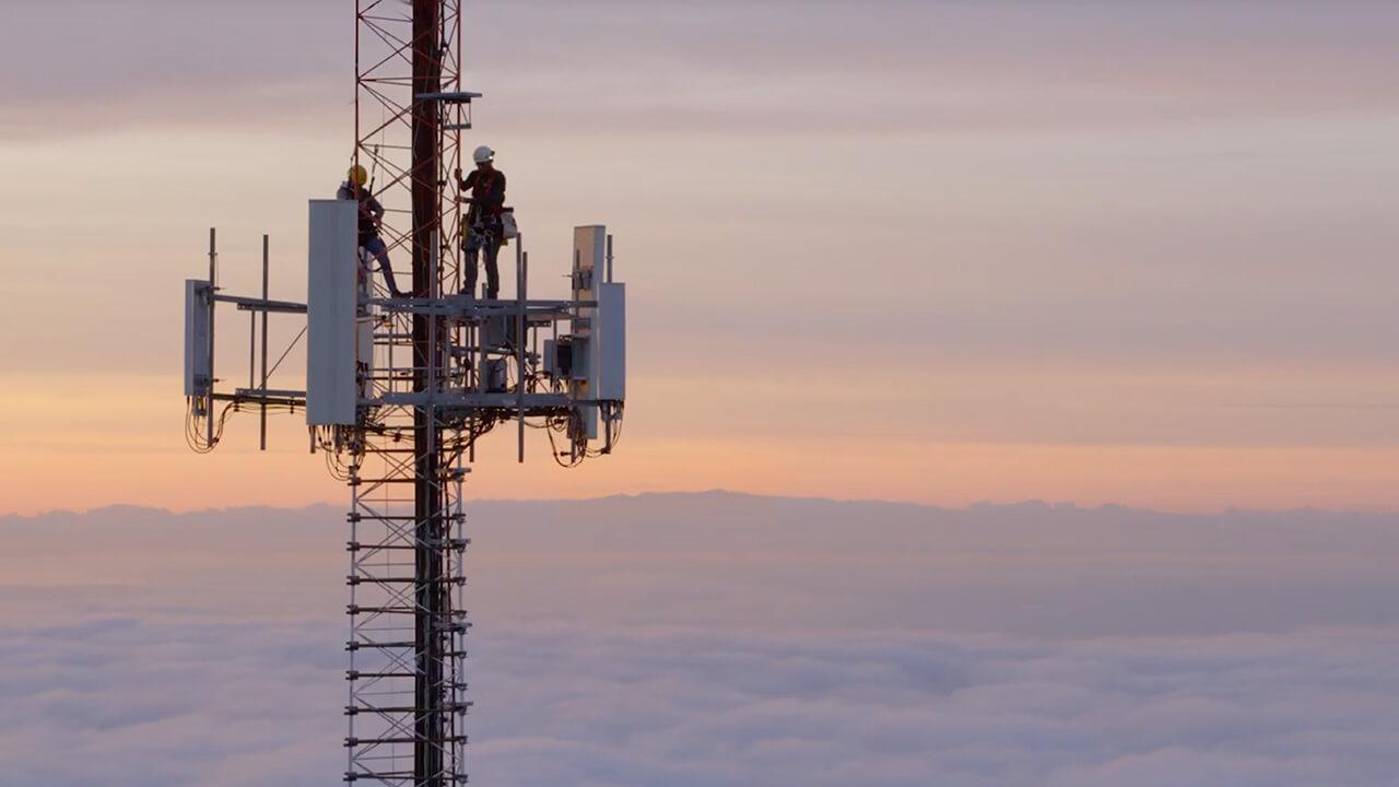 La red 5G nacional está aquí.