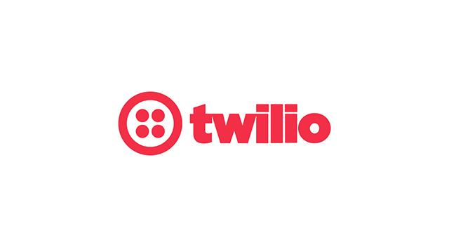 Logotipo de twilio