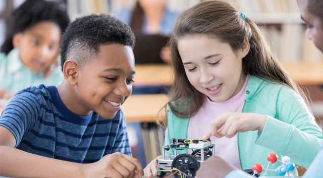 Igniting Passion and Diversity in STEM