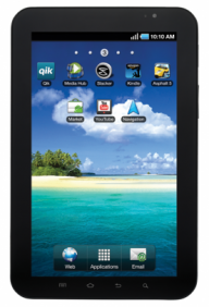 Samsung Galaxy Tab from T-Mobile