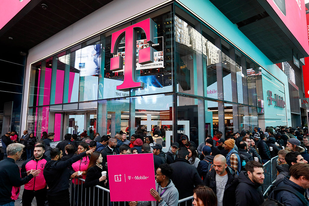 T Mobile Is The Only Place In The U S To Get The Oneplus 7 Pro