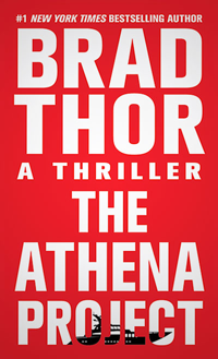 Athena Project book cover