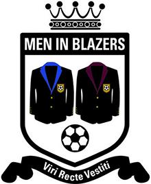 Men in Blazers Podcast logo