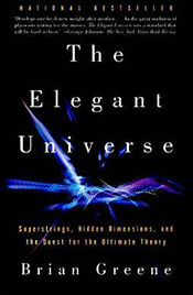The Elegant Universe book cover