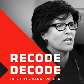 Recode Decode podcast