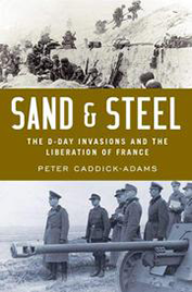 Sand and Steel book cover