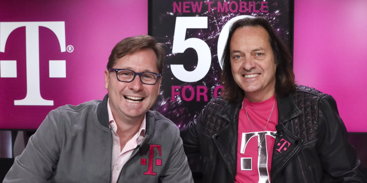 Mike Sievert To Succeed John Legere As Ceo Of T Mobile On May 1