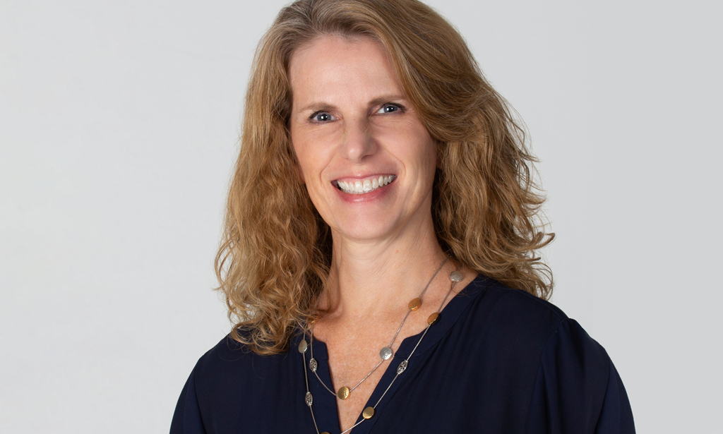 Portrait photograph of security expert Carrie Kerskie