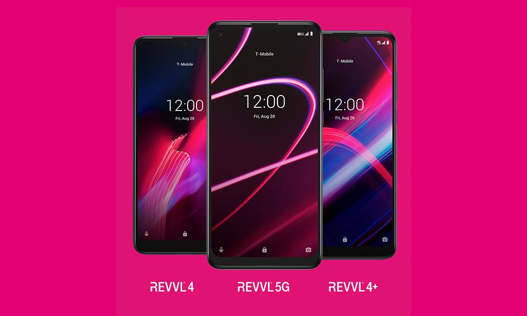 Everyone Make 5g Phones Cost Less T Mobile Meet Revvl 5g T Mobile Newsroom