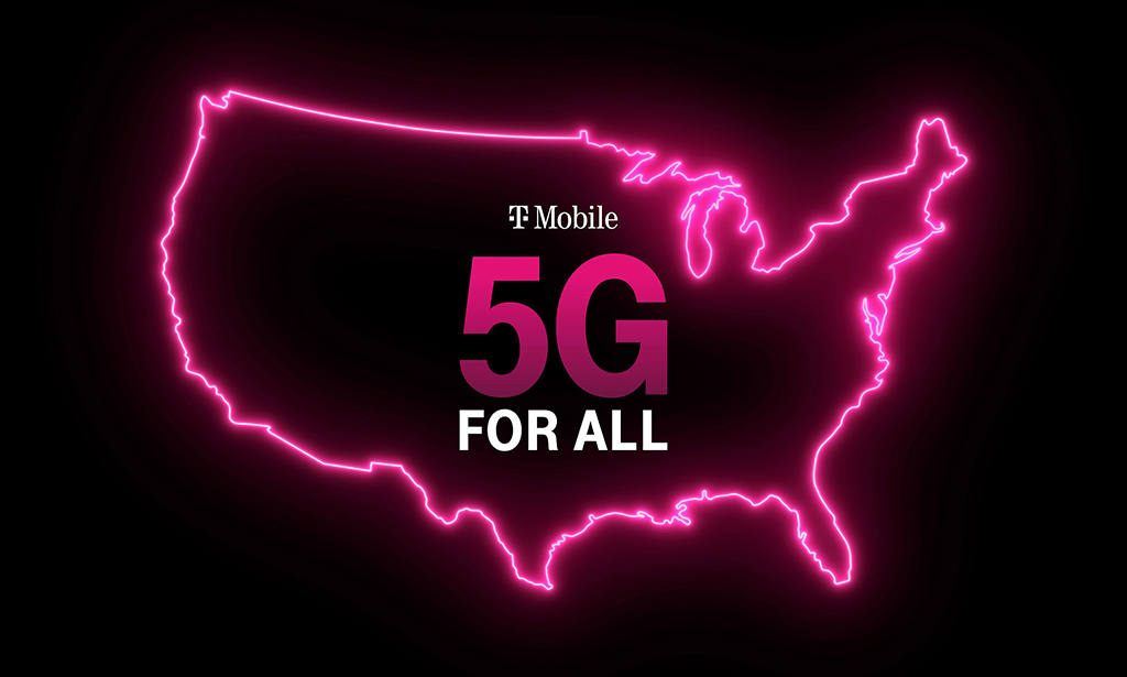 T‑Mobile's Next Un‑carrier Move: #5GforAll | T‑Mobile Newsroom