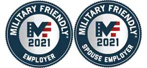 Military Friendly Employer Badge
