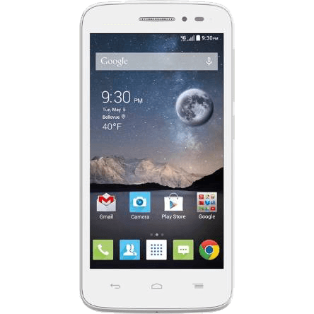 Alcatel ONETOUCH Pop Astro T-Mobile Support