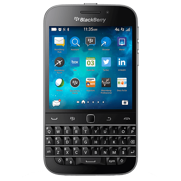 6a35aae5668 BlackBerry Classic | T-Mobile Support