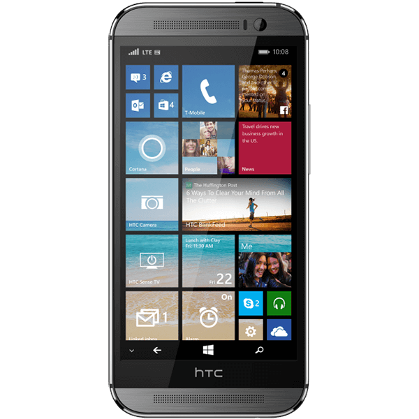 HTC One M8 for Windows | T-Mobile Support