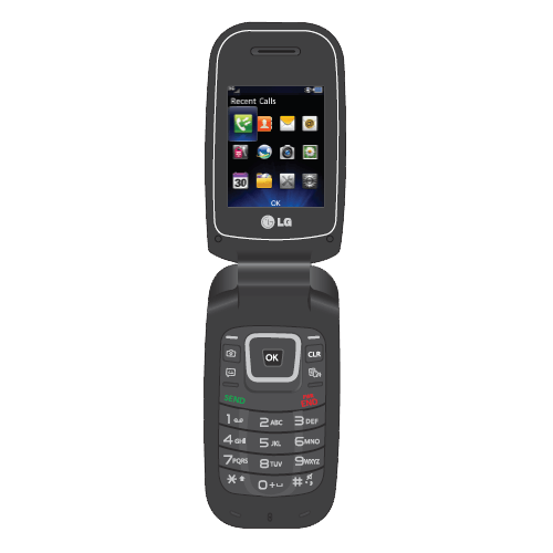LG 450 T-Mobile Support