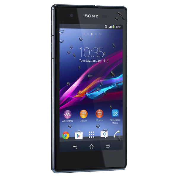 Sony Xperia Z1s T-Mobile Support